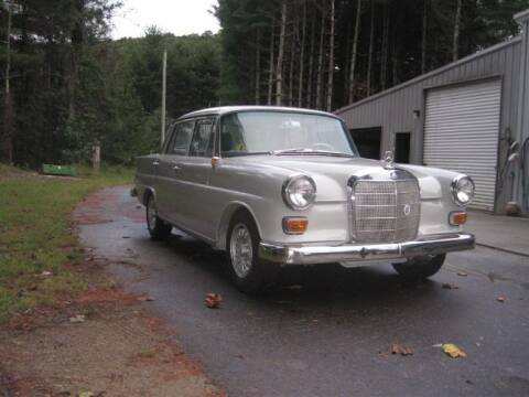 1965 Mercedes-Benz 190-Class for sale at Classic Car Deals in Cadillac MI
