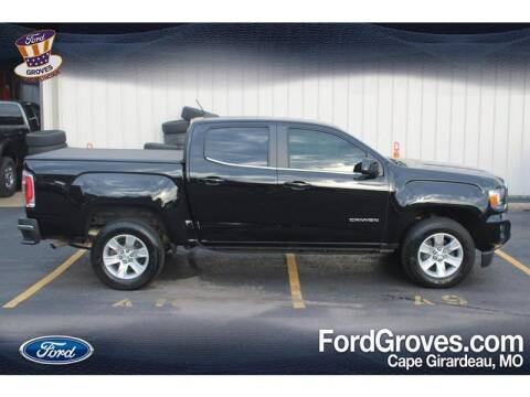 2018 GMC Canyon for sale at JACKSON FORD GROVES in Jackson MO