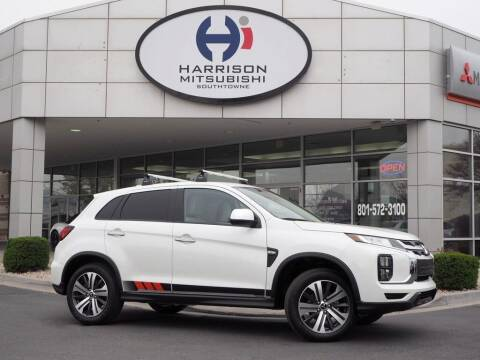 2021 Mitsubishi Outlander Sport for sale at Harrison Imports in Sandy UT