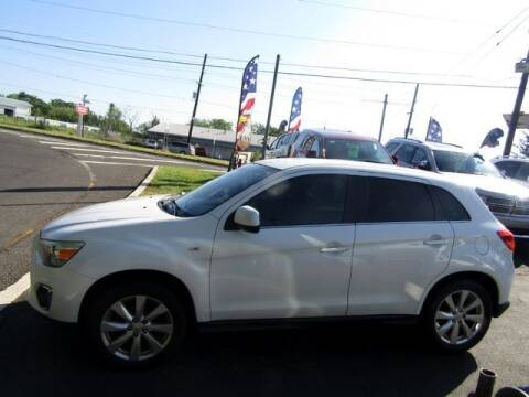 2014 Mitsubishi Outlander Sport for sale at American Auto Group Now in Maple Shade NJ