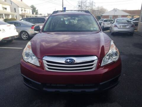 2011 Subaru Outback for sale at Roy's Auto Sales in Harrisburg PA
