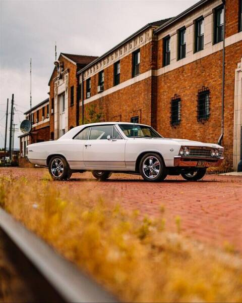 1967 Chevrolet Malibu for sale in La Grande, OR
