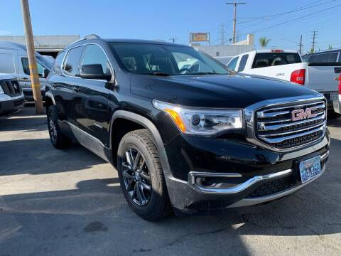 2017 GMC Acadia for sale at Best Buy Quality Cars in Bellflower CA