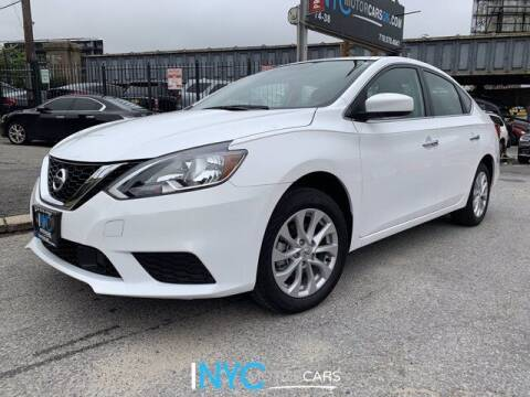 2018 Nissan Sentra for sale at Certified Luxury Motors in Great Neck NY