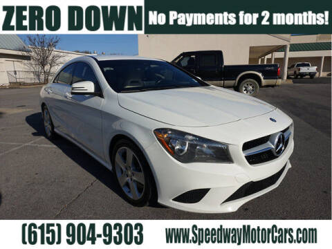 2015 Mercedes-Benz CLA for sale at Speedway Motors in Murfreesboro TN