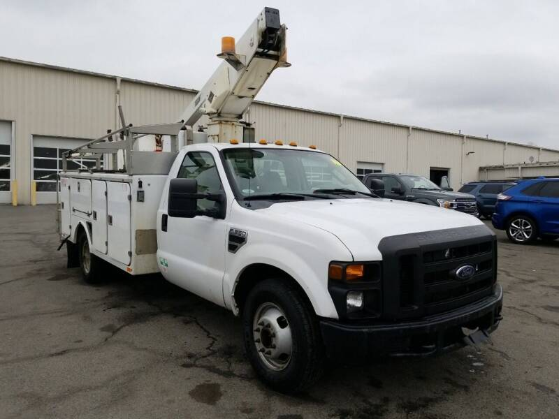 2008 Ford F-350 Super Duty for sale at MOUNT EDEN MOTORS INC in Bronx NY