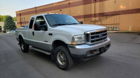 2004 Ford F-250 Super Duty for sale at Fleet Automotive LLC in Maplewood MN