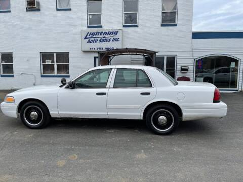 2010 Ford Crown Victoria for sale at Lightning Auto Sales in Springfield IL