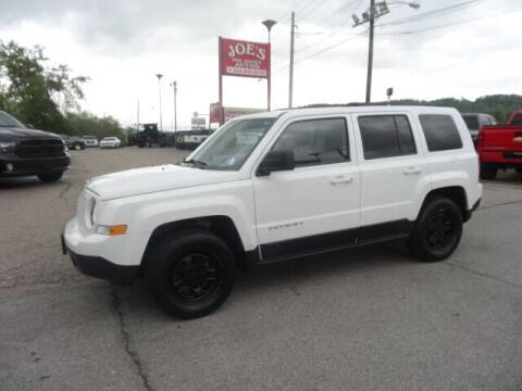 2015 Jeep Patriot for sale at Joe's Preowned Autos in Moundsville WV