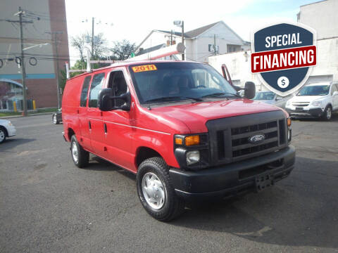 2011 Ford E-Series Cargo for sale at 103 Auto Sales in Bloomfield NJ