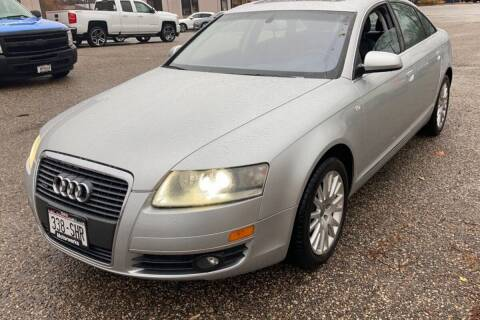 2006 Audi A6 for sale at Cannon Falls Auto Sales in Cannon Falls MN