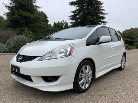 2009 Honda Fit for sale at Santa Barbara Auto Connection in Goleta CA