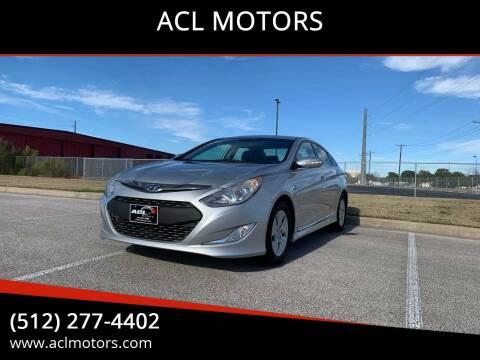 2011 Hyundai Sonata Hybrid for sale at ACL MOTORS in Austin TX