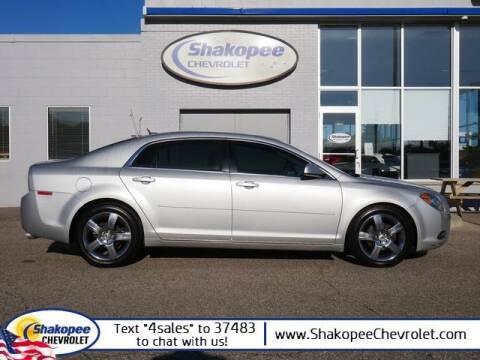 2011 Chevrolet Malibu for sale at SHAKOPEE CHEVROLET in Shakopee MN
