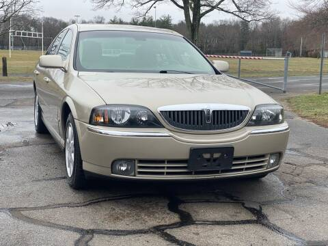 2004 Lincoln LS for sale at Choice Motor Car in Plainville CT