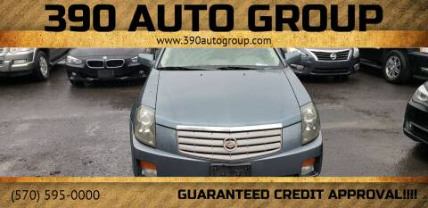2006 Cadillac CTS for sale at 390 Auto Group in Cresco PA