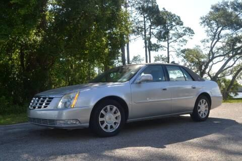 2010 Cadillac DTS for sale at Car Bazaar in Pensacola FL