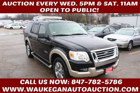 2006 Ford Explorer for sale at Waukegan Auto Auction in Waukegan IL