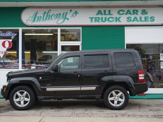 2009 Jeep Liberty for sale at Anthony's All Cars & Truck Sales in Dearborn Heights MI