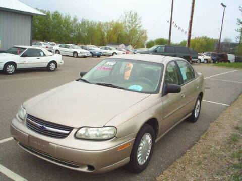 2000 Chevrolet Malibu for sale at Dales Auto Sales in Hutchinson MN