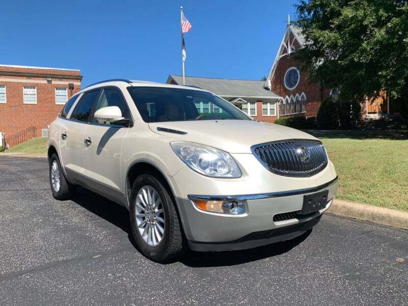 2009 Buick Enclave for sale at Automax of Eden in Eden NC