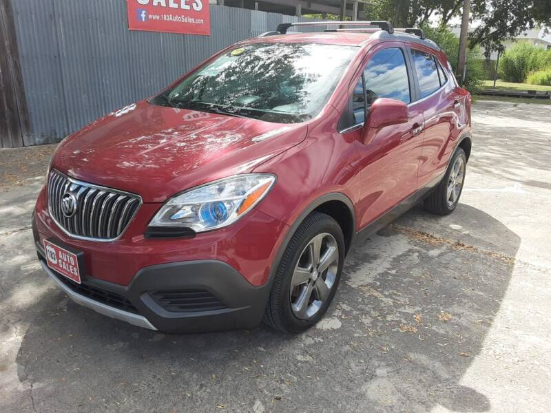 2013 Buick Encore for sale at 183 Auto Sales in Lockhart TX