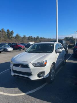 2015 Mitsubishi Outlander Sport for sale at Jeff D'Ambrosio Auto Group in Downingtown PA