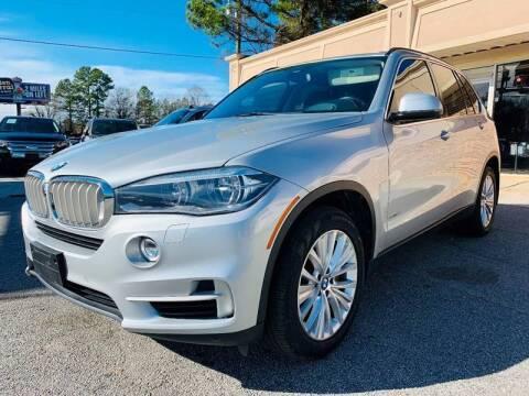 2015 BMW X5 for sale at North Georgia Auto Brokers in Snellville GA