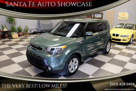 2014 Kia Soul for sale at Santa Fe Auto Showcase in Santa Fe NM