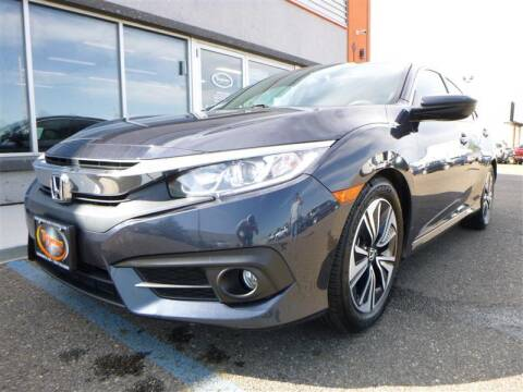 2016 Honda Civic for sale at Torgerson Auto Center in Bismarck ND