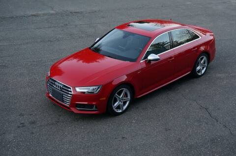 2018 Audi S4 for sale at EuroMotors LLC in Lee MA