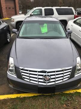 2007 Cadillac DTS for sale at Balfour Motors in Agawam MA