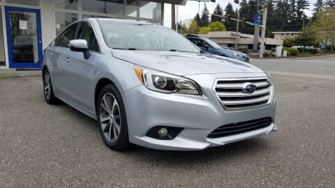 2016 Subaru Legacy for sale at Seattle's Auto Deals in Everett WA