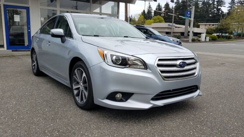 2016 Subaru Legacy for sale at Seattle's Auto Deals in Everett WA