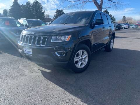 2015 Jeep Grand Cherokee for sale at Global Automotive Imports of Denver in Denver CO