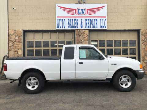 2003 Ford Ranger for sale at LV Auto Sales & Repair, LLC in Yakima WA