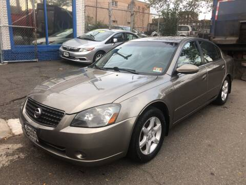 2006 Nissan Altima for sale at DEALS ON WHEELS in Newark NJ