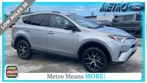2017 Toyota RAV4 for sale at Your First Vehicle in Miami FL