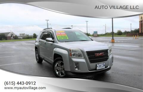 2012 GMC Terrain for sale at AUTO VILLAGE LLC in Lebanon TN