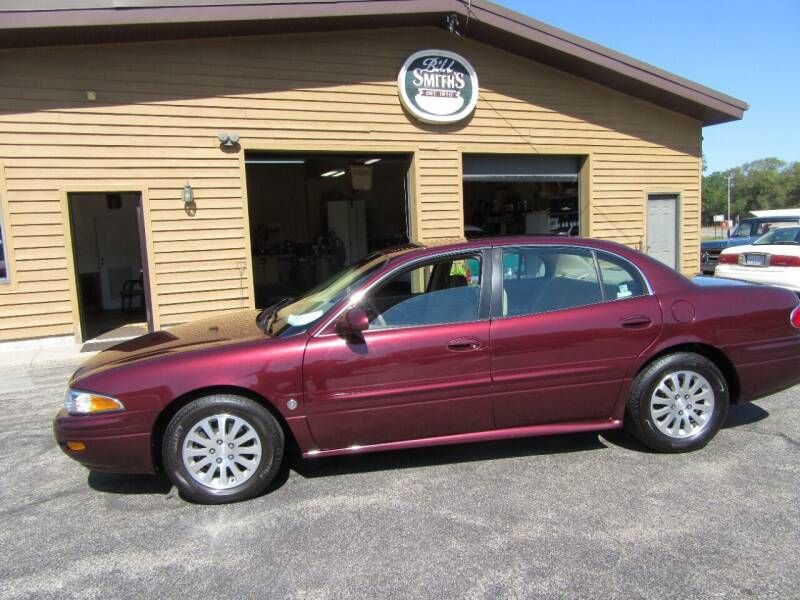 2005 Buick LeSabre for sale at Bill Smith Used Cars in Muskegon MI