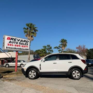 2009 Saturn Vue for sale at Brevard Auto Sales in Palm Bay FL