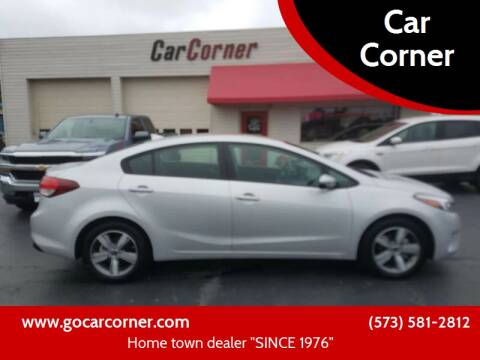 2018 Kia Forte for sale at Car Corner in Mexico MO