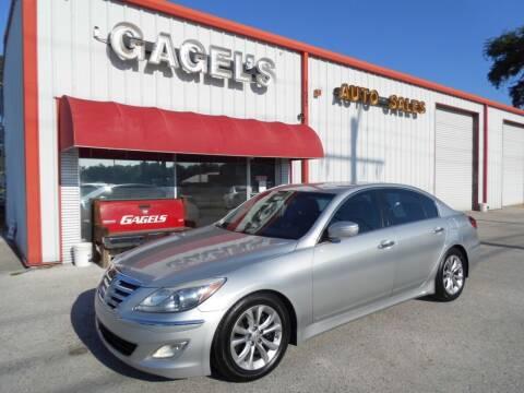 2013 Hyundai Genesis for sale at Gagel's Auto Sales in Gibsonton FL