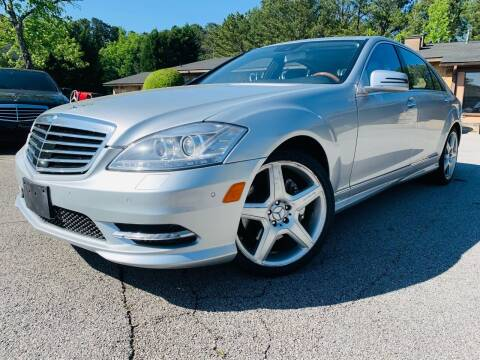 2011 Mercedes-Benz S-Class for sale at Classic Luxury Motors in Buford GA