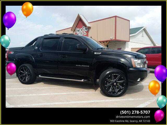 2013 Chevrolet Avalanche for sale in Searcy, AR