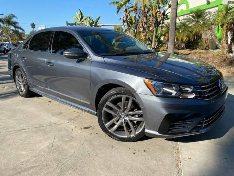 2016 Volkswagen Passat for sale at Luxury Auto Lounge in Costa Mesa CA