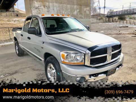 2006 Dodge Ram Pickup 2500 for sale at Marigold Motors, LLC in Pekin IL