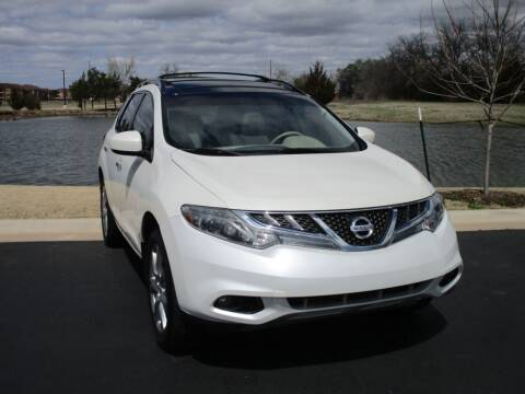 2012 Nissan Murano for sale at Oklahoma Trucks Direct in Norman OK
