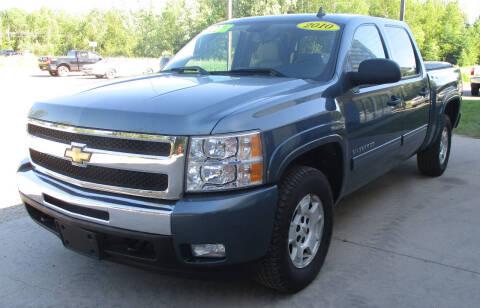 2010 Chevrolet Silverado 1500 for sale at LOT OF DEALS, LLC in Oconto Falls WI