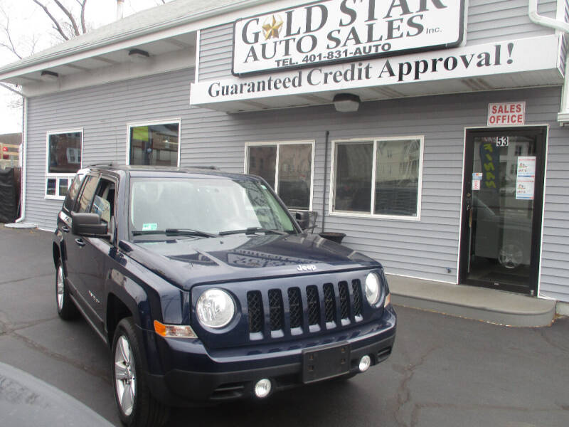 2014 Jeep Patriot for sale at Gold Star Auto Sales in Johnston RI